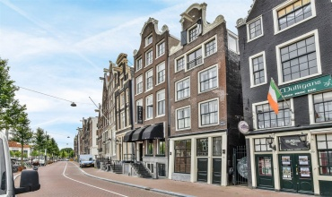 Centrum, verkoop, terras, uitzicht Amstel