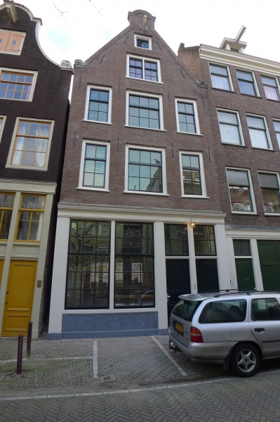For rent, Centre, the Jordaan, Anne Frank house